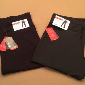 2 Pair of bcg Workout Capris